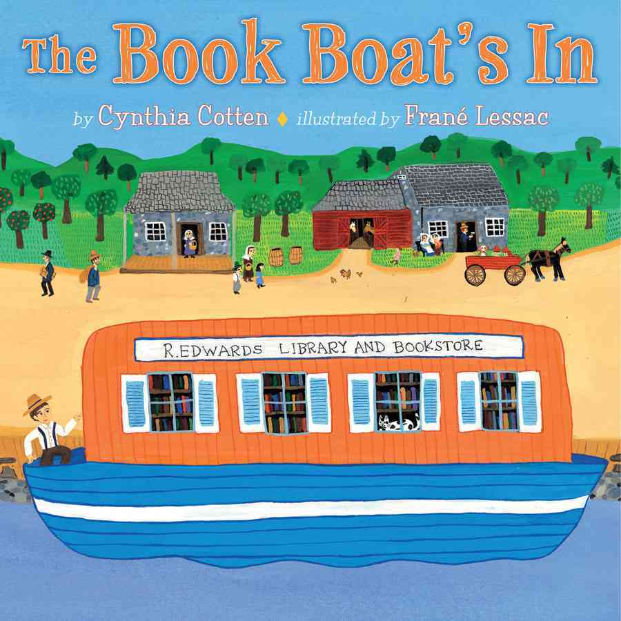 The Book Boat's in (Hardcover)