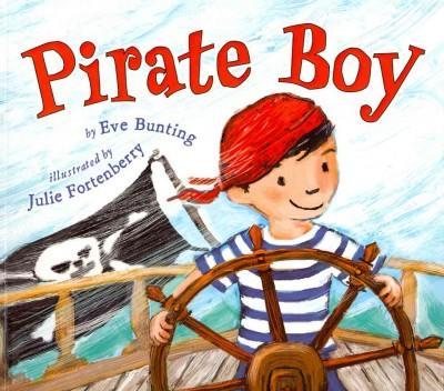 Pirate Boy (Paperback)