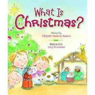 What Is Christmas? (Board book)