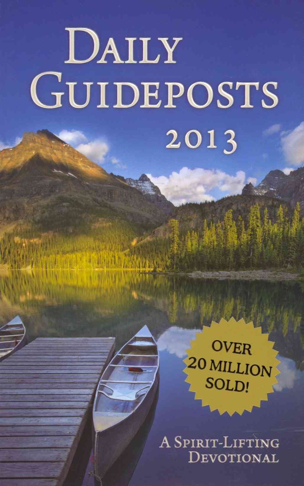 Daily Guideposts 2013 (Hardcover)