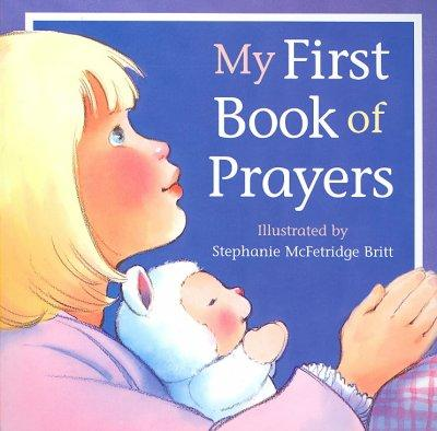 My First Book of Prayers (Paperback)