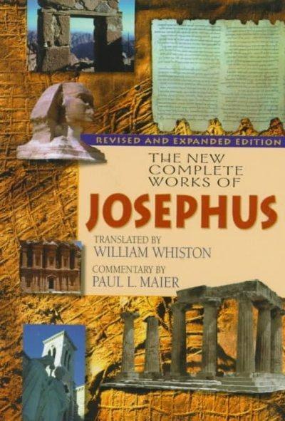 The New Complete Works of Josephus (Hardcover)