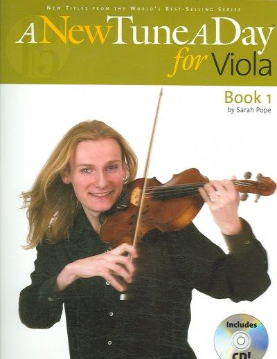 A New Tune a Day for Viola: Book 1