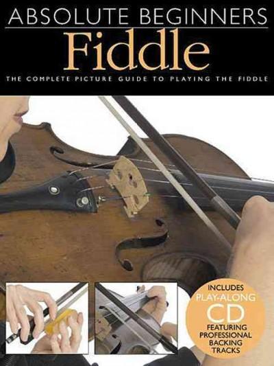 Absolute Beginners Fiddle