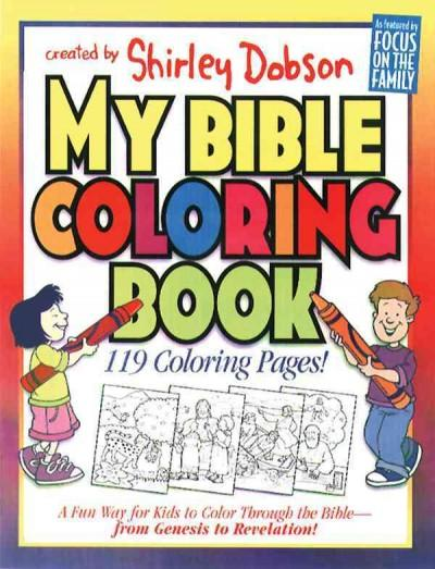 My Bible Coloring Book (Paperback)