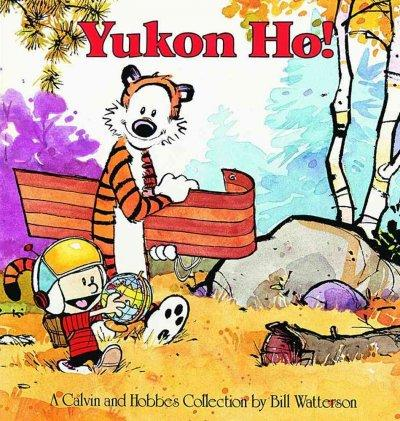 Yukon Ho: A Calvin and Hobbes Collection (Paperback) - Thumbnail 0
