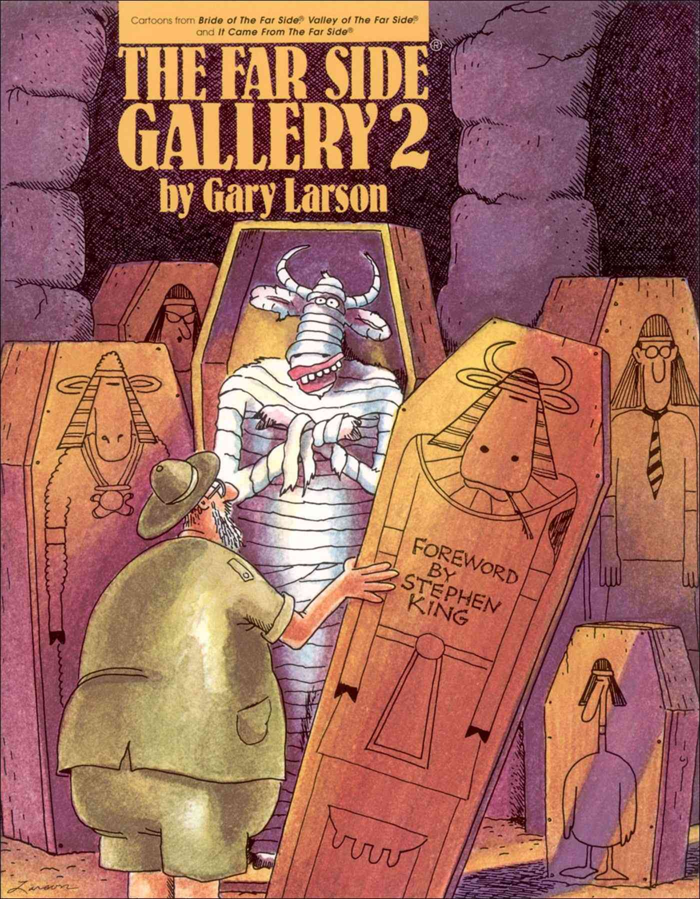The Far Side Gallery 2 (Paperback) - Thumbnail 0