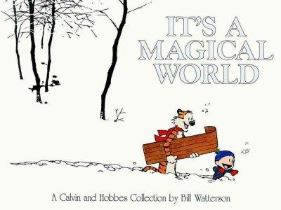 It's a Magical World: A Calvin and Hobbes Collection (Paperback)