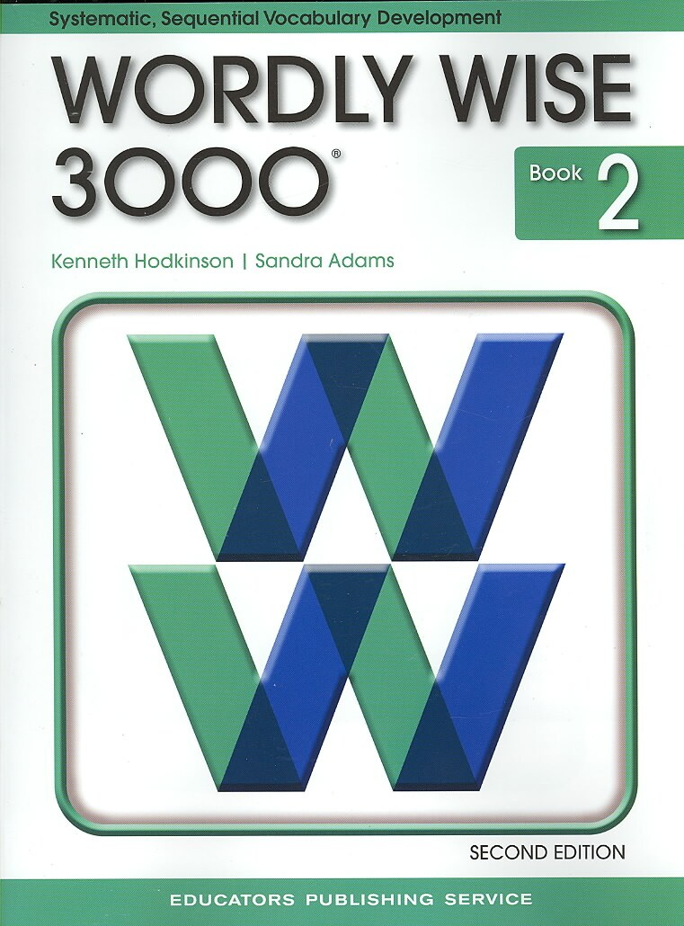 Wordly Wise 3000: Book 2 (Paperback)
