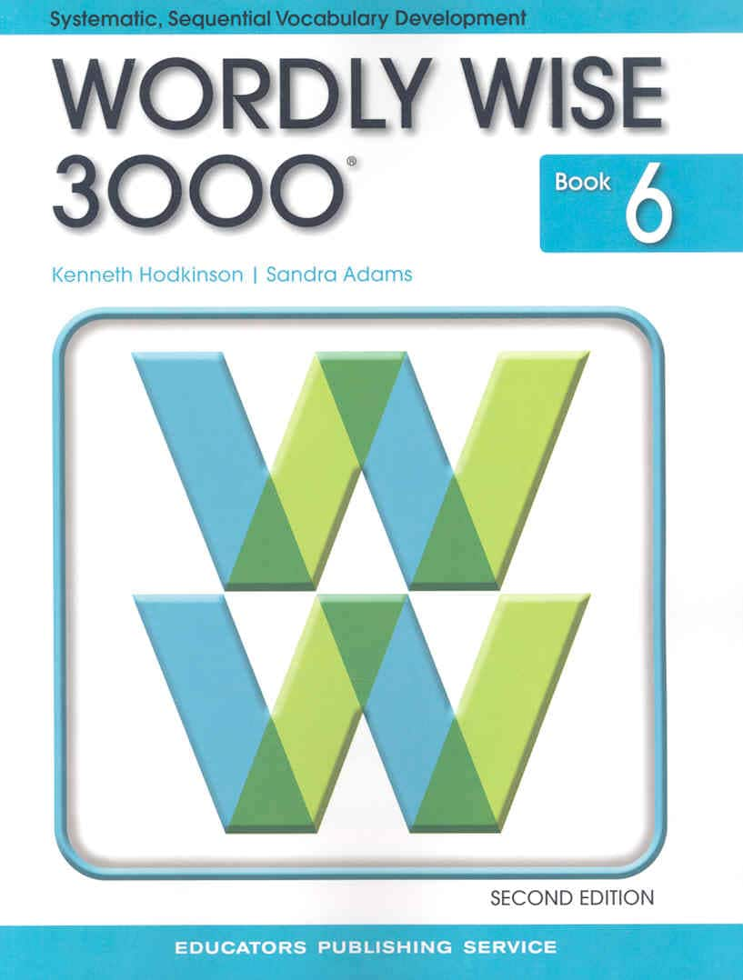 Wordly Wise 3000 Book 6 (Paperback)