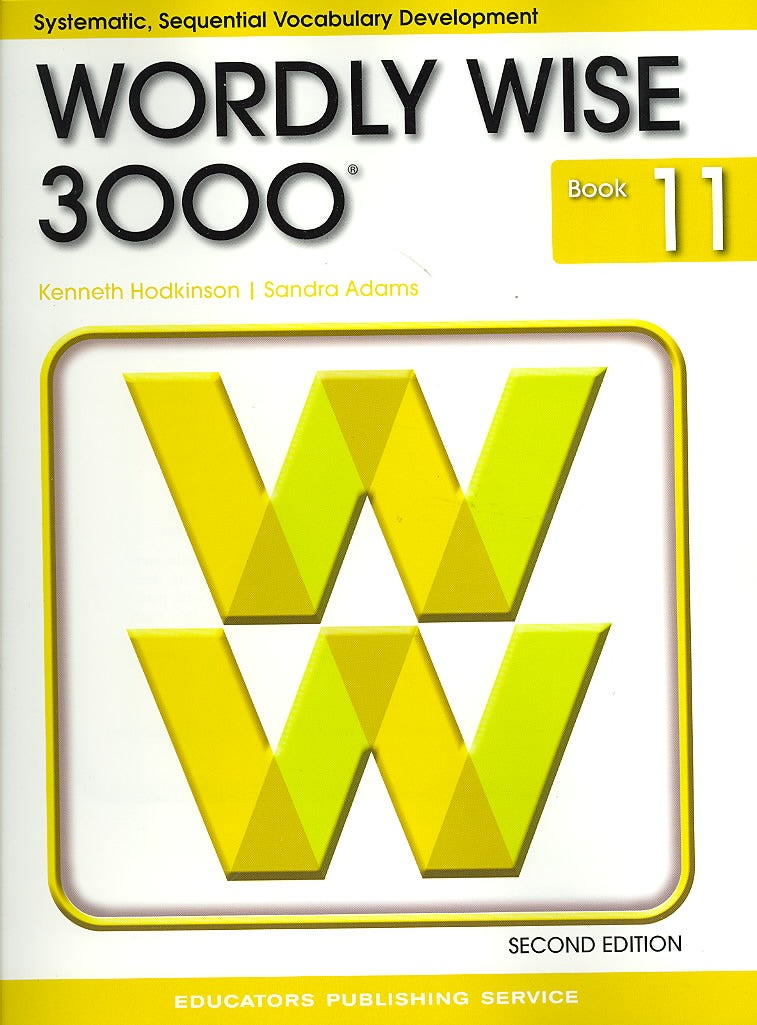 Wordly Wise 3000 Book 11 (Paperback)