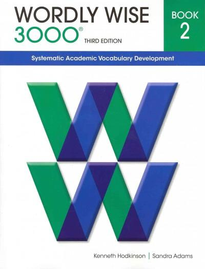 Wordly Wise 3000 Book 2 (Paperback)