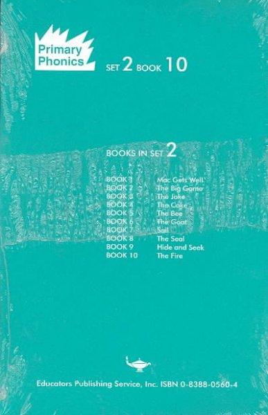 Primary Phonics: Set 2 (Paperback)