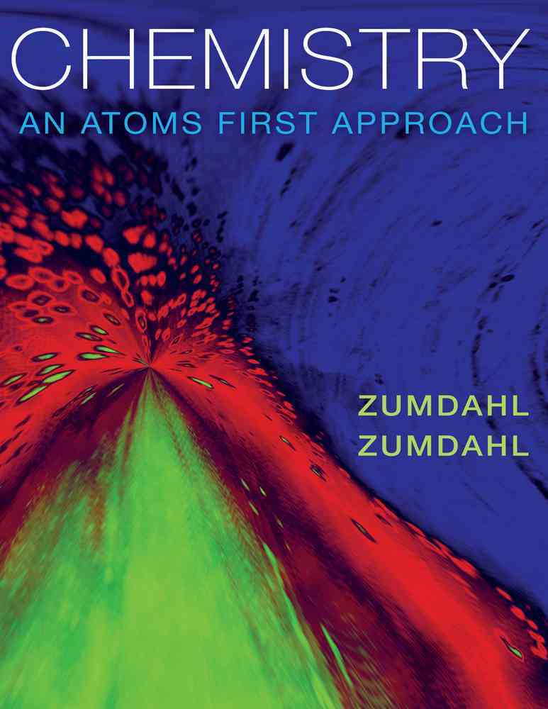 Chemistry: An Atoms First Approach (Hardcover)