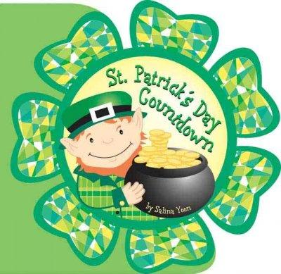 St. Patrick's Day Countdown (Board book)