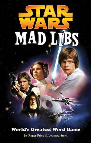 Star Wars Mad Libs (Paperback)