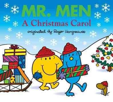 Mr. Men: A Christmas Carol (Paperback)