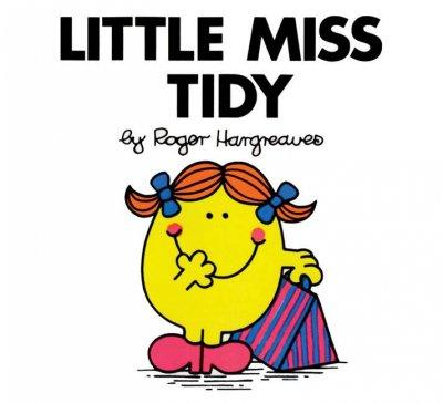 Little Miss Tidy (Paperback)
