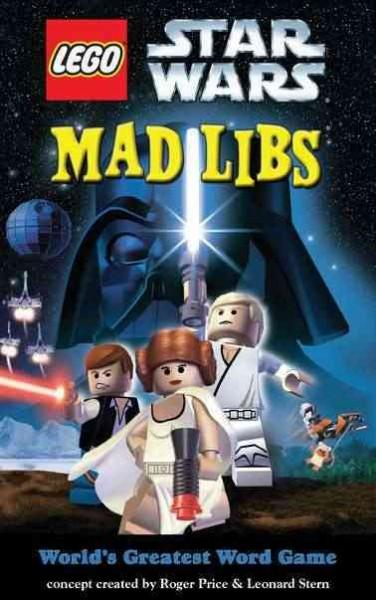 Lego Star Wars Mad Libs (Paperback) - Thumbnail 0