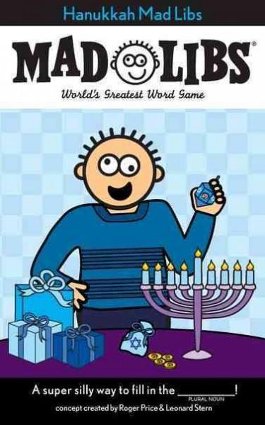 Hanukkah Mad Libs: World's Greatest Word Game (Paperback)