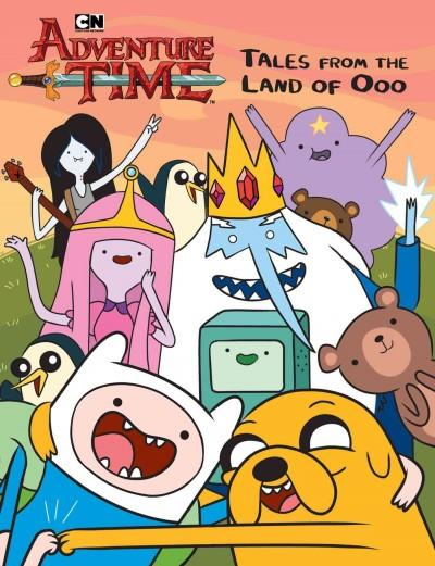 Tales from the Land of Ooo (Paperback)