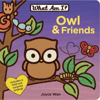 Owl & Friends (Board book)