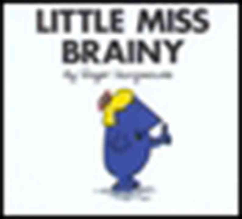Little Miss Brainy (Paperback)