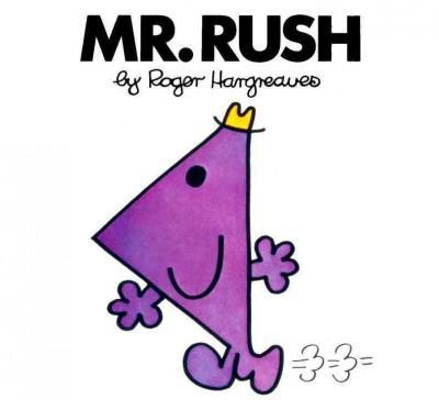 Mr. Rush (Paperback)