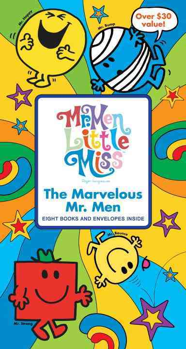 The Marvelous Mr. Men (Paperback)