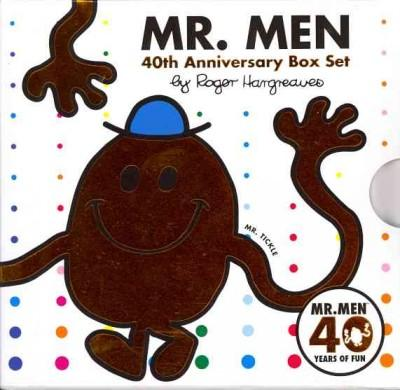 Mr. Men: 40th Anniversary (Hardcover)