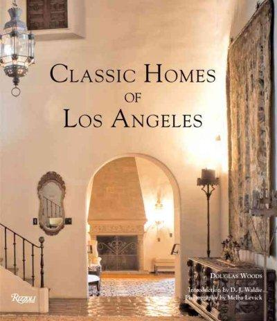 Classic Homes of Los Angeles (Hardcover)