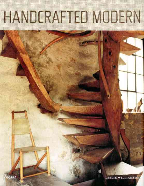 Handcrafted Modern: At Home With Mid-Century Designers (Hardcover)