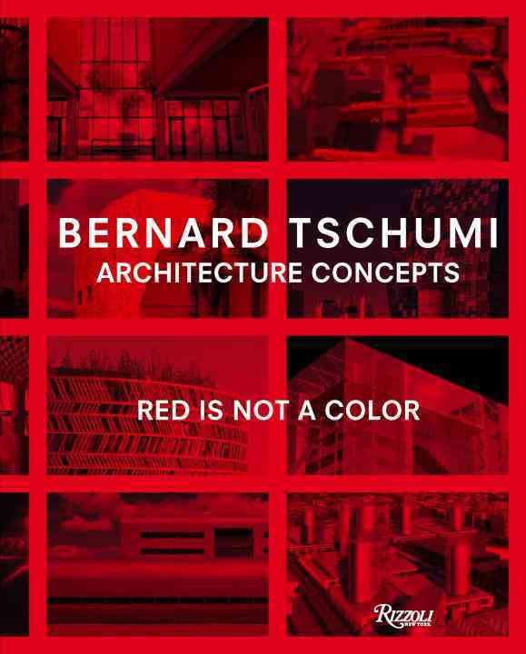 Architecture Concepts: Red Is Not a Color (Hardcover)
