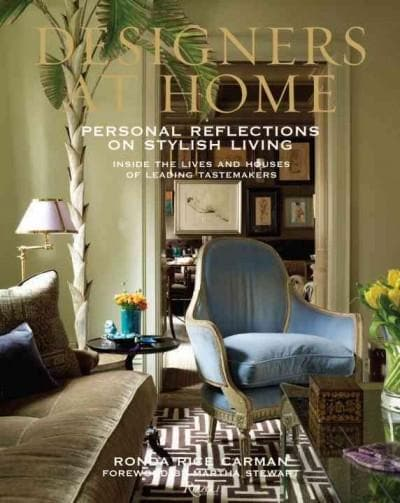 Designers at Home: Personal Reflections on Stylish Living (Hardcover) - Thumbnail 0