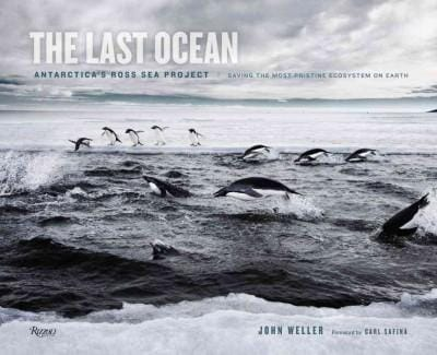 The Last Ocean: Antarctica's Ross Sea Project: Saving the Most Pristine Ecosystem on Earth (Hardcover)