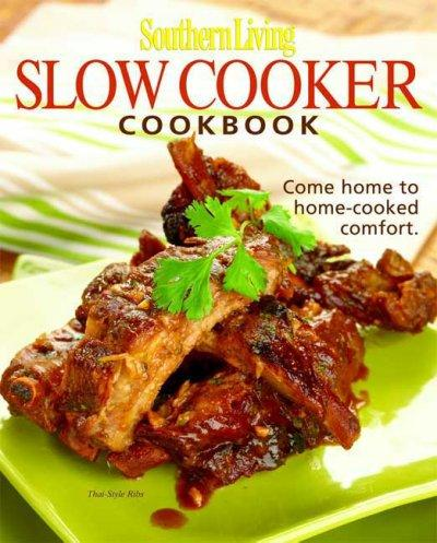 Southern Living Slow-Cooker Cookbook (Paperback) - Thumbnail 0