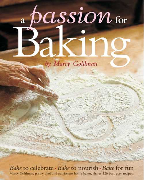 A Passion for Baking (Hardcover) - Thumbnail 0