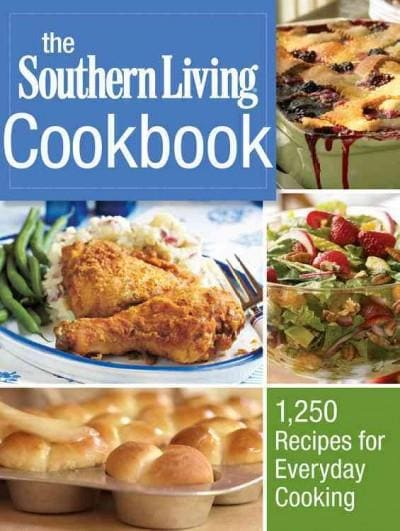 The Southern Living Cookbook (Paperback)