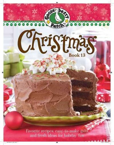 Gooseberry Patch Christmas Book 13 (Paperback)