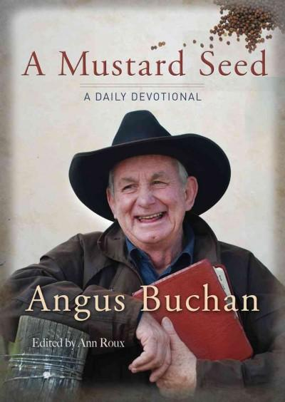 A Mustard Seed: A Daily Devotional (Hardcover)