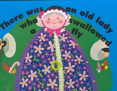 There Was an Old Lady Who Swallowed a Fly (Hardcover)