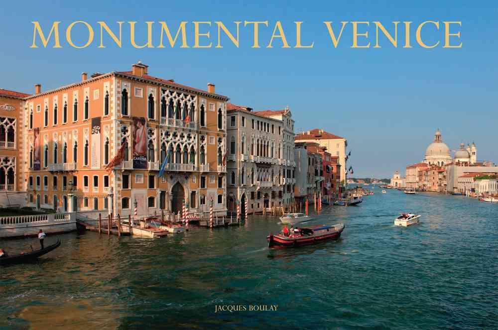 Monumental Venice (Hardcover)