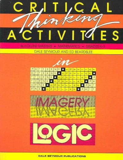 Critical Thinking Activities for Grades K-3 (Paperback)