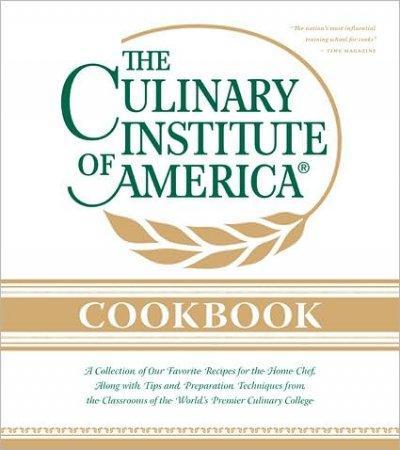 The Culinary Institute of America Cookbook (Hardcover)