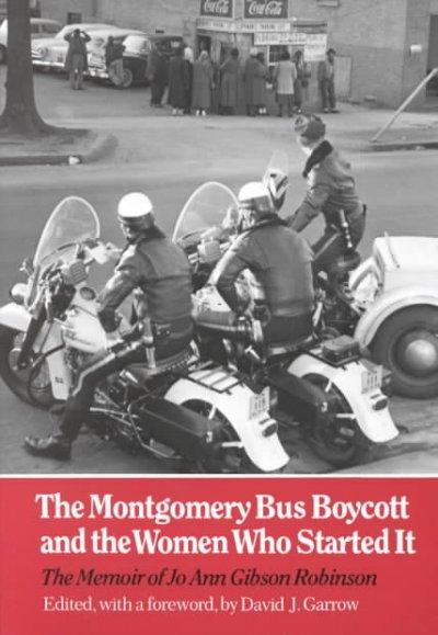 Montgomery Bus Boycott and the Women Who Started It (Paperback)