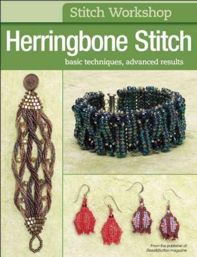 Herringbone Stitch: Basic Techniques, Advanced Results (Paperback) - Thumbnail 0