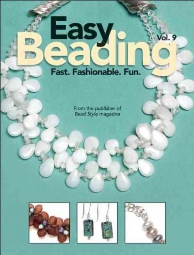 Easy Beading: Fast, Fashionable, Fun (Hardcover)