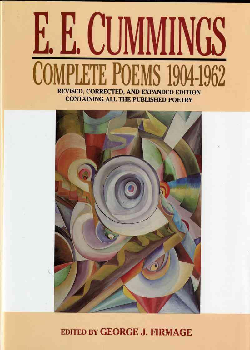 E.E. Cummings: Complete Poems 1904-1962 (Hardcover)