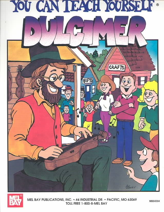 You Can Teach Yourself Dulcimer (Paperback)