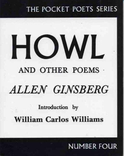 Howl and Other Poems (Paperback)